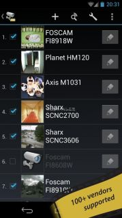 tinyCam Monitor FREE Resimleri