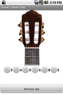 Guitar Tuner Resimleri