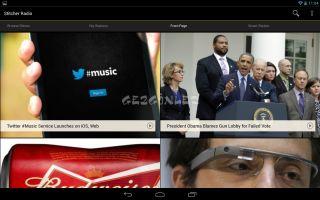 Stitcher Radio - News & Talk Resimleri