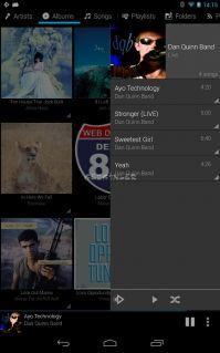 Rocket Music Player Resimleri
