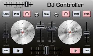 DJ Control Resimleri