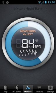 Instant Heart Rate Resimleri