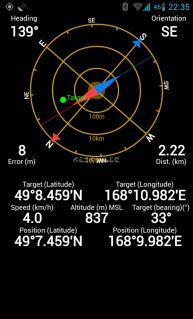 GPS Status & Toolbox Resimleri