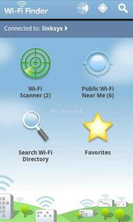 WiFi Finder Resimleri