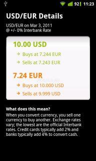 Currency Converter Resimleri