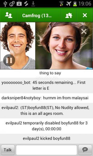 video chat with strangers hvordan få hemmelig nummer homoseksuell