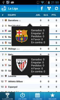 La Liga Resimleri