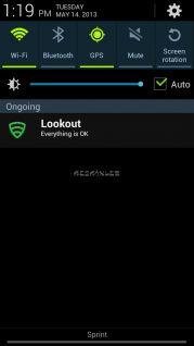 Lookout Security & Antivirus Resimleri