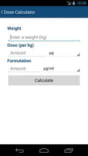 Vet Calculator Resimleri