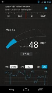 SpeedView: GPS Speedometer Resimleri