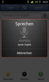 iTranslate - free translator Resimleri