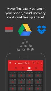 SanDisk Memory Zone Resimleri