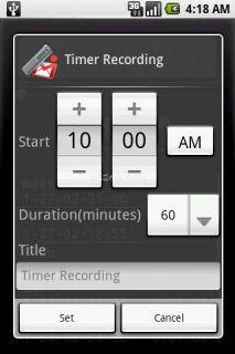 Voice Recorder Resimleri