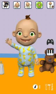 Talking Babsy Baby Resimleri