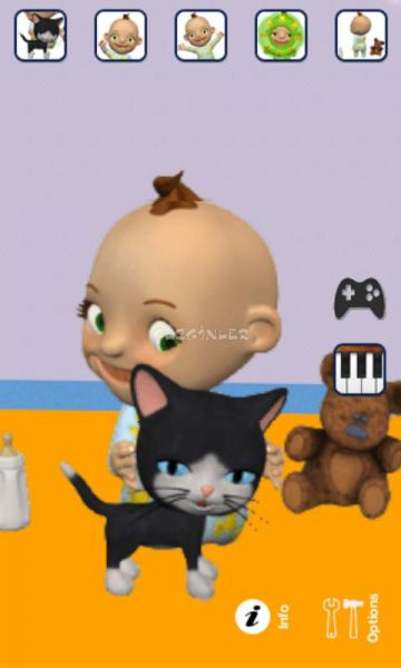 talking babsy baby download for android