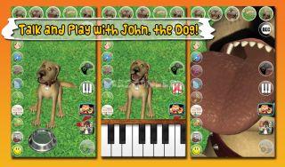 Talking John Dog & Soundboard Resimleri
