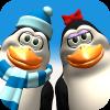 Android Talking Pengu & Penga Penguin Resim