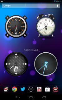 Analog Clock Collection Resimleri