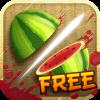 iPhone ve iPad Fruit Ninja Free Resim