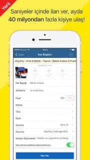 sahibinden.com mobile Resimleri