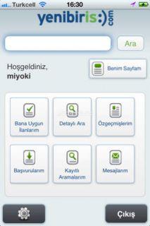 Yenibiris.com Mobil Resimleri