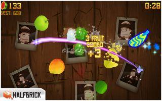 Fruit Ninja Free Resimleri
