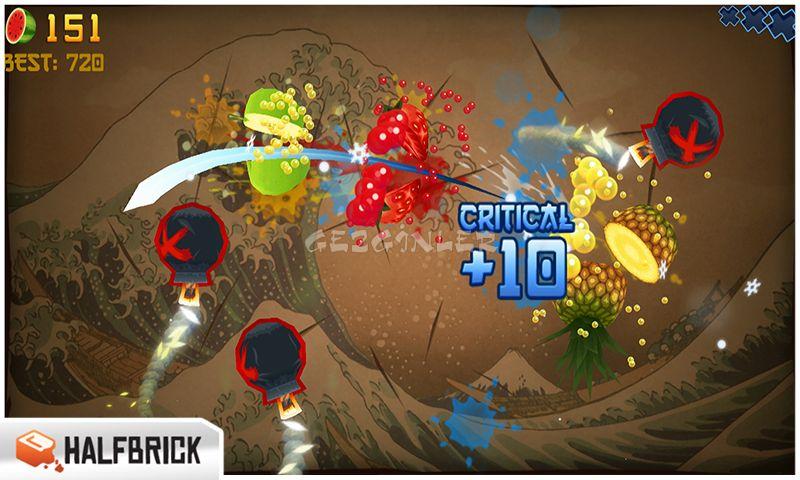 Fruit Ninja Free 2.0.0 (Android)