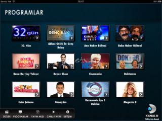 Kanal D for iPad Resimleri