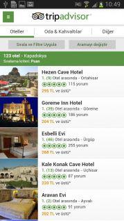 TripAdvisor Hotels Flights Resimleri