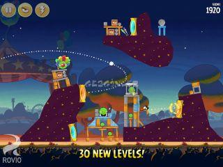 Angry Birds Seasons Resimleri