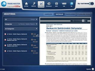Is Yatirim Trade Master for iPad Resimleri