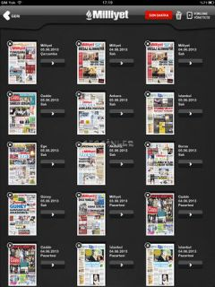 Milliyet Gazete Resimleri