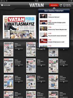 Vatan Gazete Resimleri