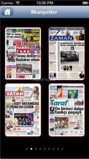 Gazete Mobil Resimleri