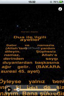 Kur'an-ı Kerim'de Dua Resimleri