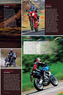 Motoron Motorcycle Magazine Resimleri