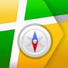 iPhone ve iPad Yandex.Haritalar Resim