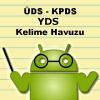 Android ÜDS KPDS YDS Kelime Havuzu Resim