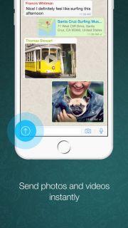 WhatsApp Messenger Resimleri