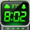 iPhone ve iPad Alarm Clock Free Resim