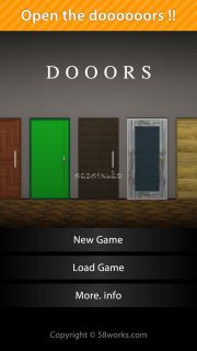 DOOORS - room escape game - Resimleri