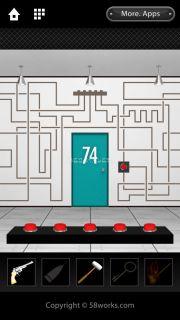 DOOORS - room escape game - Resimleri