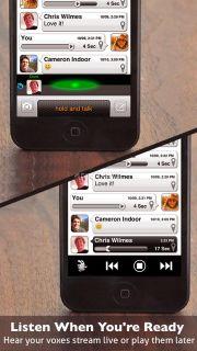 Voxer Telsiz Bas-Konuş Resimleri