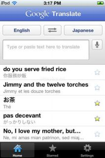 Google Translate Resimleri