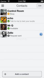 Zello Walkie Talkie Resimleri