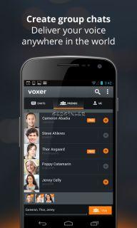 Voxer Resimleri