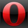 iPhone ve iPad Opera Mini Web browser Resim