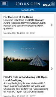U.S. Open Golf Championship Resimleri