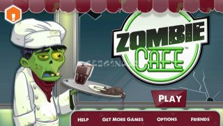 Zombie Cafe Resimleri