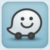 iPhone ve iPad Waze social GPS traffic & gas Resim
